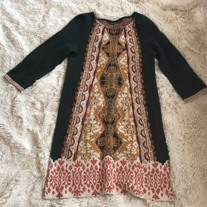 Knitted & Knotted (Anthropologie) dress